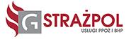 STRAŻPOL – Usługi Przeciwpożarowe, BHP Logo